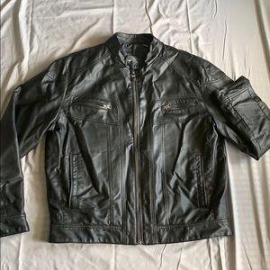 Calvin Klein Leather Jacket